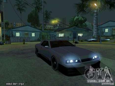 ELEGY BY CREDDY para GTA San Andreas