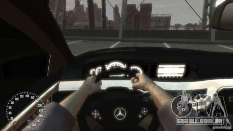 Mercedes-Benz S350 VIP para GTA 4 vista lateral