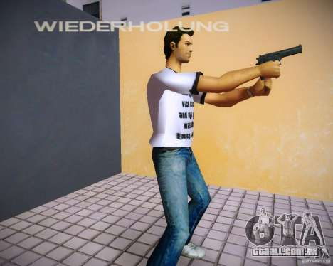 Armas de Pak de GTA4 para GTA Vice City
