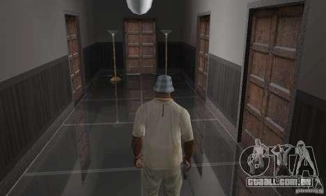 Novas texturas interiores para casas seguras para GTA San Andreas terceira tela
