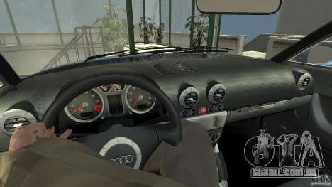 Audi TT 1.8 (8N) para GTA 4 vista direita
