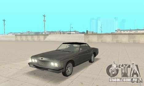Buick Riviera 1973 para GTA San Andreas