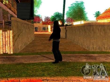 Alex Mercer para GTA San Andreas terceira tela