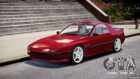 Mazda RX7 FC3S v2 FINAL para GTA 4