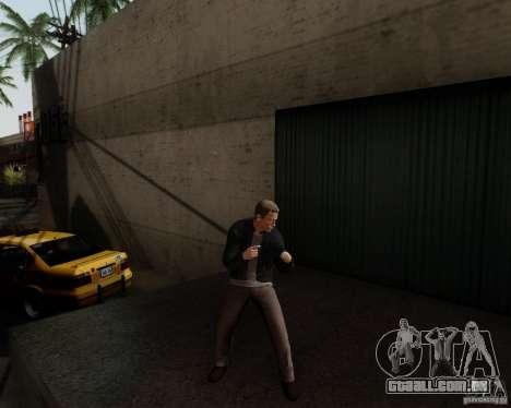 Daniel Craig para GTA San Andreas segunda tela