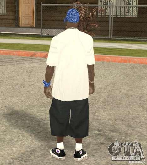 Compton Crips para GTA San Andreas sexta tela