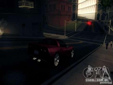 ENBSeries by muSHa para GTA San Andreas oitavo tela