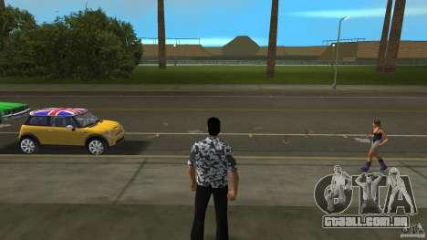 Hawaii Hemd para GTA Vice City segunda tela