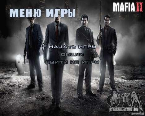 Telas de carregamento de Mafia 2 para GTA San Andreas