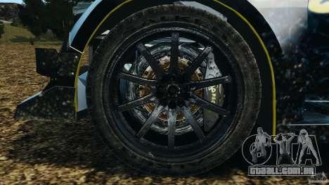 Colin McRae Hella Rallycross para GTA 4 vista de volta