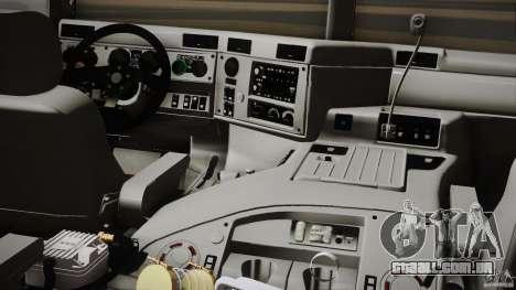 Hummer H1 Alpha Off Road Edition para GTA San Andreas vista direita