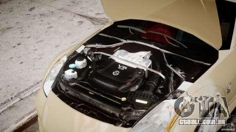 Nissan 350Z Veilside Tuning para GTA 4 vista lateral