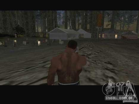 Scary Town Killers para GTA San Andreas por diante tela