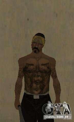 Los Santos Vagos (Skin pack) para GTA San Andreas segunda tela