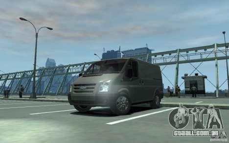 Ford Transit 2011 para GTA 4