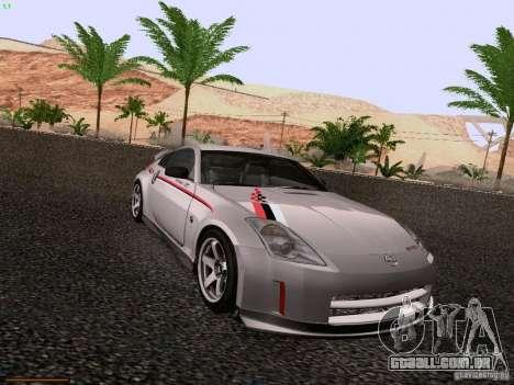 Nissan 350Z Nismo S-Tune para GTA San Andreas
