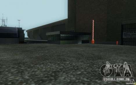 Ponto de verificação caixa de HD para GTA San Andreas