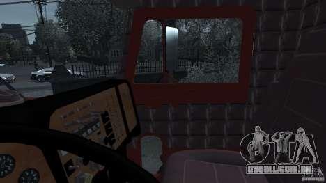 Coca-Cola para GTA 4 vista de volta