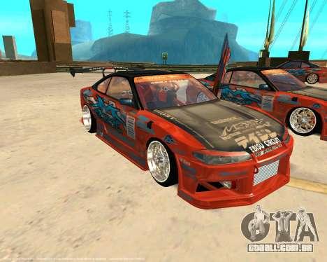 Nissan Silvia S15 Ms Sports para GTA San Andreas