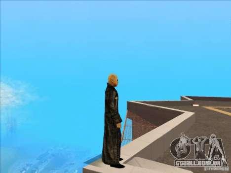Matrix Skin Pack para GTA San Andreas sexta tela