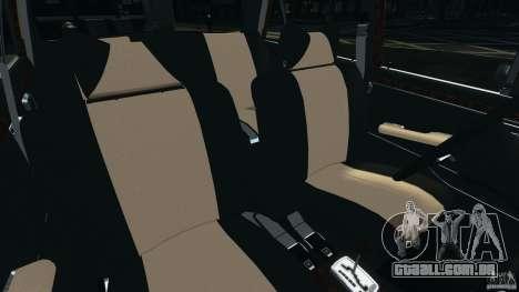 Mercedes-Benz 300Sel 1971 v1.0 para GTA 4 vista interior