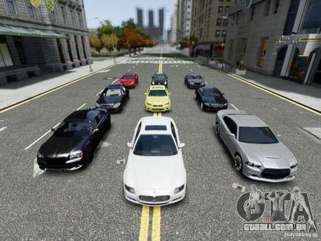 Real Car Pack 2013 Final Version para GTA 4 terceira tela