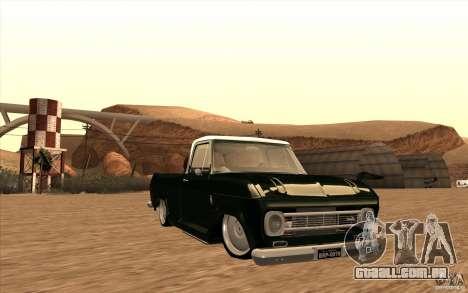 Chevrolet C-10 Fixxa para GTA San Andreas