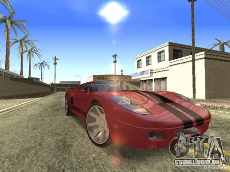 Bullet HQ para GTA San Andreas