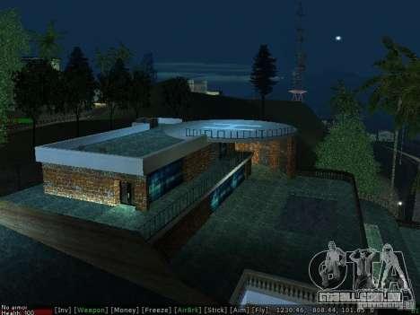 Villa Nova Med-Dogg para GTA San Andreas sexta tela