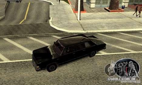 Brilho absoluto para GTA San Andreas segunda tela