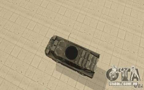 k 9 31 inverno Strela-1 para GTA San Andreas
