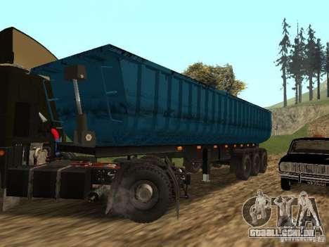 Semi-reboque Tonar 95234 para GTA San Andreas