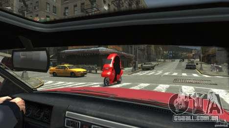 BMW C1 para GTA 4 traseira esquerda vista