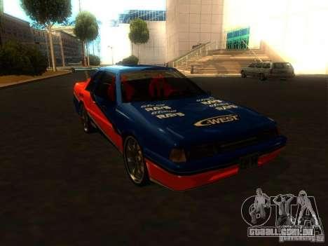 Previon FNF3 para GTA San Andreas