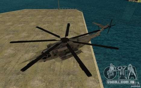 ENB v1 by Tinrion para GTA San Andreas sexta tela