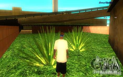 Novas texturas de El Corona para GTA San Andreas terceira tela