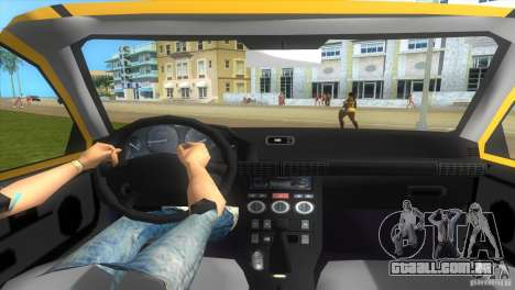 Land Rover Freelander para GTA Vice City vista direita