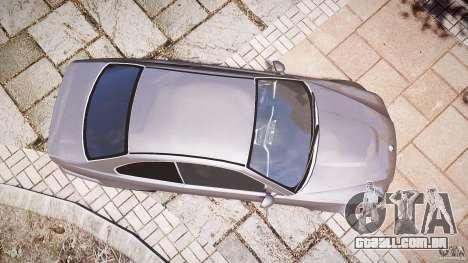 BMW 3 Series E46 v1.1 para GTA 4 vista superior