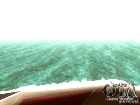 Novo Enb series 2011 para GTA San Andreas twelth tela
