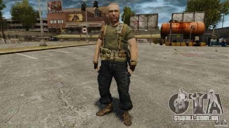 Jason Hudson para GTA 4 sexto tela