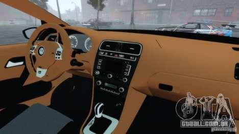 Volkswagen Polo v1.0 para GTA 4 vista lateral