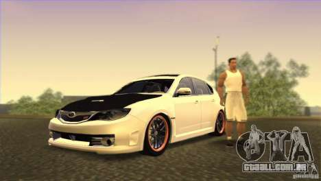 Shine Reflection ENBSeries v1.0.1 para GTA San Andreas
