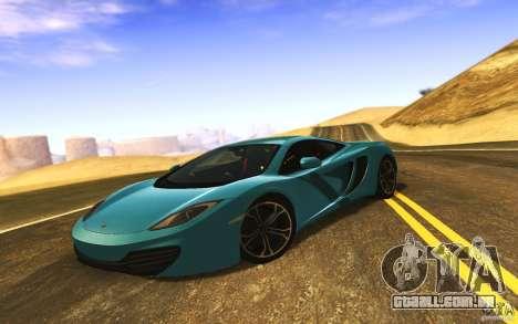 SA Illusion-S V2.0 para GTA San Andreas por diante tela
