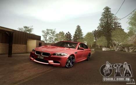 Beautiful ENBSeries para GTA San Andreas sétima tela