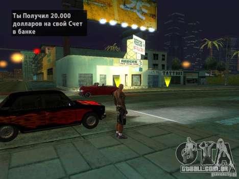 Killer Mod para GTA San Andreas décima primeira imagem de tela