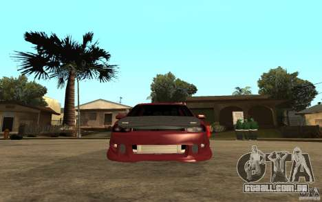 Volkswagen Golf GTI 3 Tuning para GTA San Andreas vista direita
