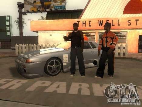 Reality GTA v2.0 para GTA San Andreas sexta tela