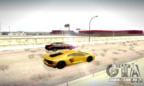 Drag Track Final para GTA San Andreas sétima tela