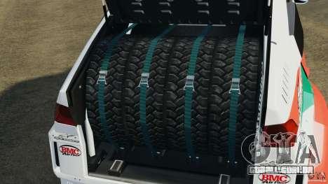 Mitsubishi Montero EVO MPR11 2005 v1.0 [EPM] para GTA 4 vista inferior