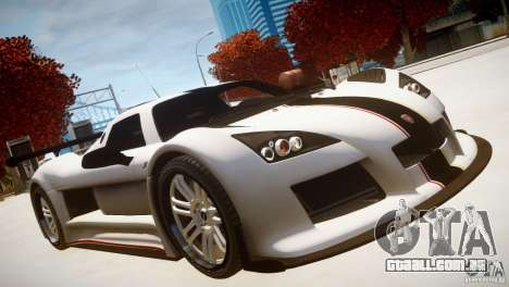 Gumpert Apollo Sport KCS Special Edition v1.1 para GTA 4
